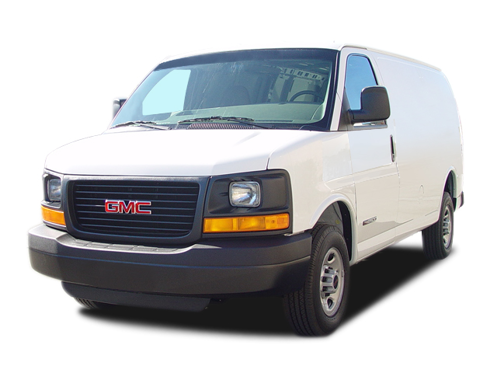 Slide 1 of 18: en-US 2004 GMC Savana Cargo
