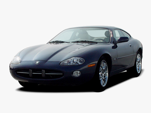 Slide 1 of 18: en-US 2004 Jaguar XK Series