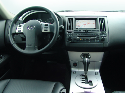 Slide 1 of 7: en-US 2004 Infiniti FX35