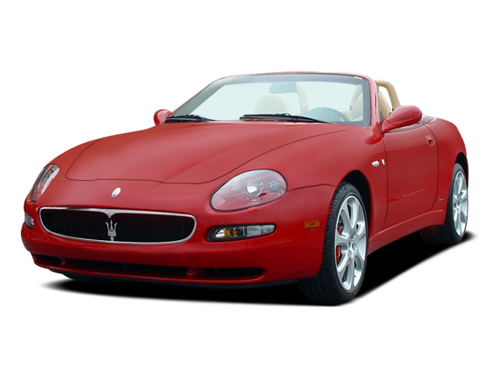 Slide 1 of 18: en-US 2004 Maserati Spyder