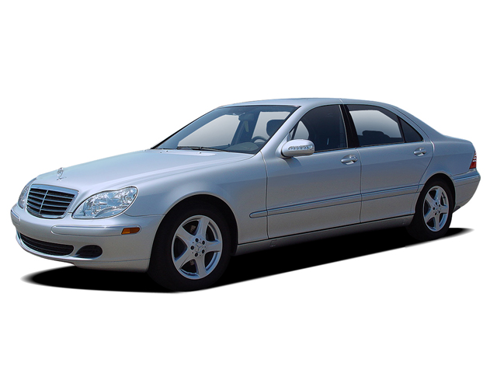Slide 1 of 14: en-US 2004 Mercedes S-Class