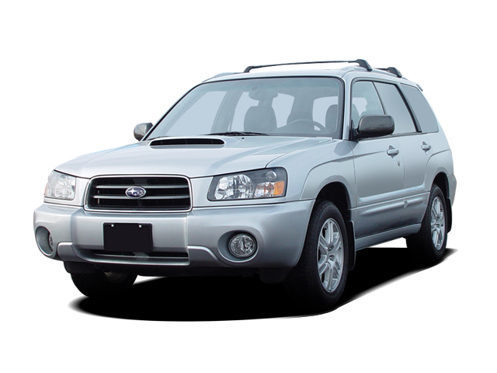 Slide 1 of 11: en-US 2004 Subaru Forester