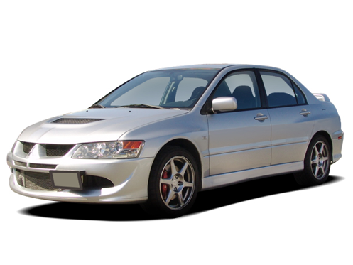 Slide 1 of 18: en-US 2004 Mitsubishi Lancer