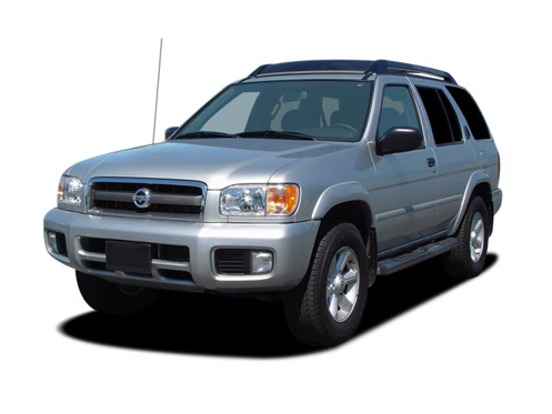 Slide 1 of 11: en-US 2004 Nissan Pathfinder