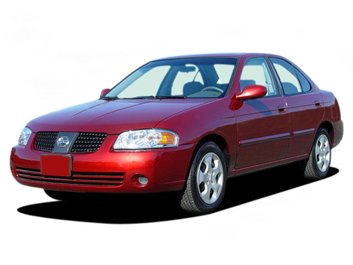 Slide 1 of 18: en-US 2004 Nissan Sentra