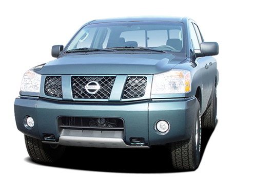 Slide 1 of 11: en-US 2004 Nissan Titan