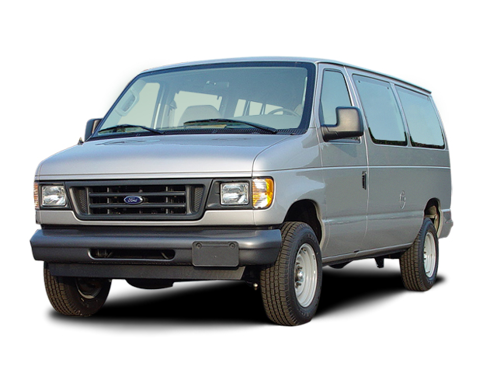 Slide 1 of 18: en-US 2003 Ford Econoline Wagon