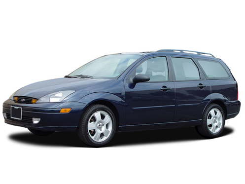 Slide 1 of 14: en-US 2003 Ford Focus