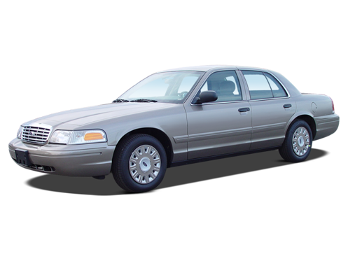 Slide 1 of 14: en-US 2003 Ford Crown Victoria