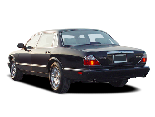 Slide 2 of 11: en-US 2003 Jaguar XJ Series