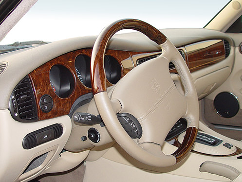 Slide 1 of 11: en-US 2003 Jaguar XJ Series