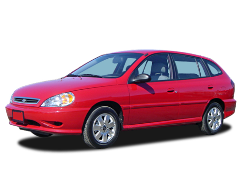 Slide 1 of 14: en-US 2003 Kia Rio
