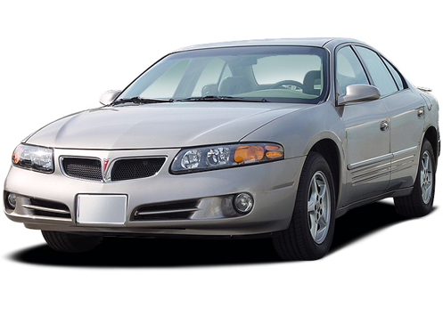 Slide 1 of 18: en-US 2003 Pontiac Bonneville