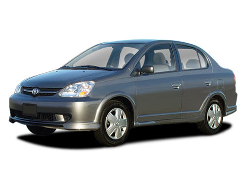 Slide 1 of 18: en-US 2003 Toyota Echo
