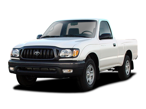 Slide 1 of 18: en-US 2003 Toyota Tacoma