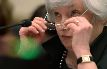 "Fed Chair Janet Yellen has committed monetary policy to stronger labor markets, which she measures with an array of indicators, so long as inflation remains in check. The minutes said ""many participants"" still see ""a larger gap between current labor market conditions and those consistent with their assessments of normal levels of labor utilization."""