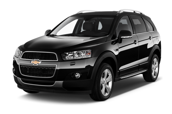 Slide 1 of 25: en-MX 2014 CHEVROLET CAPTIVA