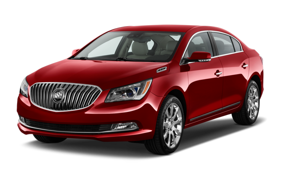Slide 1 of 14: en-MX 2014 BUICK LACROSSE