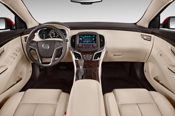 Slide 1 of 11: en-MX 2014 BUICK LACROSSE