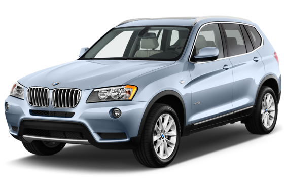 Slide 1 of 14: en-IT 2014 BMW X3