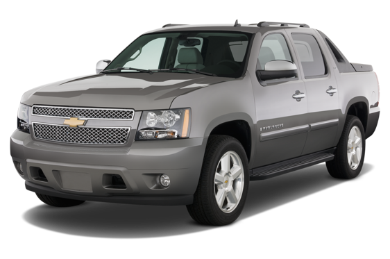 Slide 1 of 14: en-MX 2013 CHEVROLET AVALANCHE