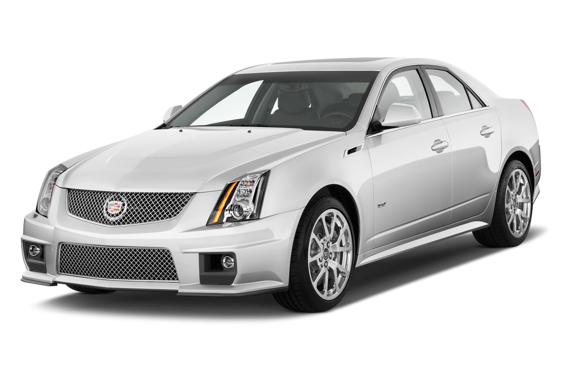 Slide 1 of 14: en-MX 2013 CADILLAC CTS