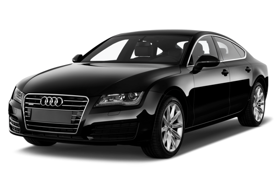 Slide 1 of 25: en-MX 2013 AUDI A7