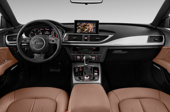 Slide 1 of 11: en-MX 2013 AUDI A7