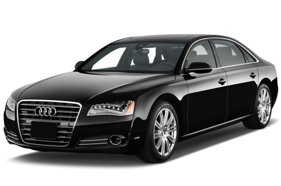 Slide 1 of 25: en-MX 2013 AUDI A8