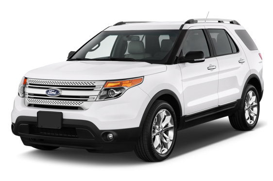 Slide 1 of 14: en-MX 2014 FORD EXPLORER