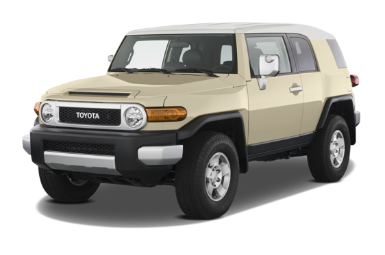 Slide 1 of 14: en-MX 2014 TOYOTA FJ CRUISER
