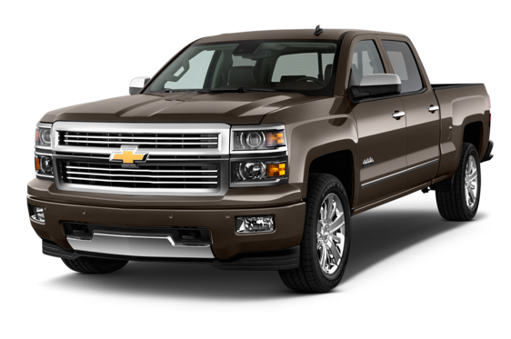 Slide 1 of 14: en-MX 2014 CHEVROLET SILVERADO