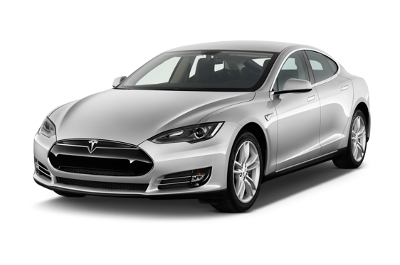 Slide 1 of 24: 2014 Tesla Model S