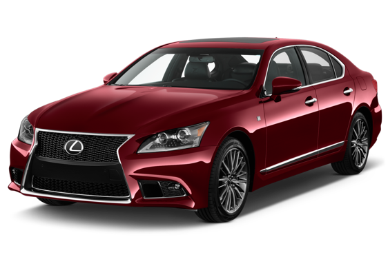 Slide 1 of 14: 2014 Lexus LS