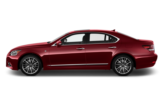 Slide 1 of 23: 2014 Lexus LS