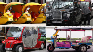 Be it Tuk Tuks in Bangkok or Cocotaxi in Havana, they aim to make your travel easy and convinient. Taking a ride in these taxis could be a memorable experience, given the unique ways they are designed. Check out some different taxis that can be seen in different cities across the globe.
