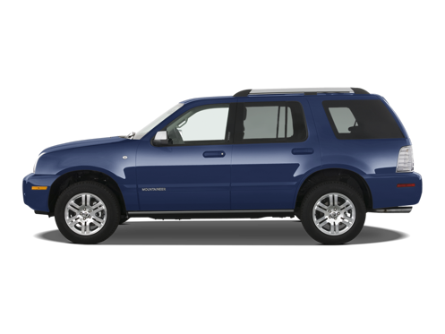 Slide 1 of 17: 2009 Mercury Mountaineer