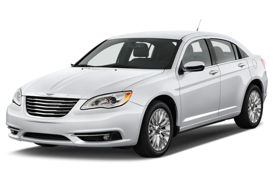 Slide 1 of 14: 2014 Chrysler 200