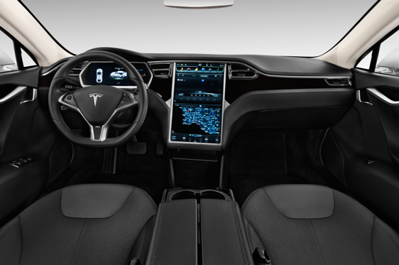 Slide 1 of 25: 2013 Tesla Model S