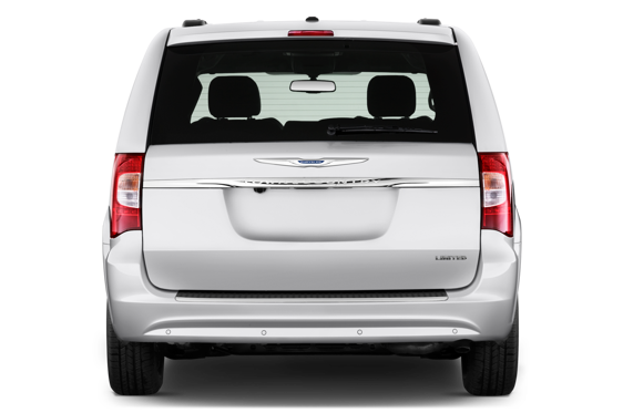 Slide 1 of 25: 2014 Chrysler Town & Country