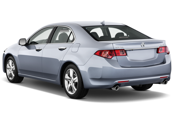 Slide 1 of 25: 2014 Acura TSX