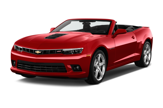 Slide 2 of 25: 2014 Chevrolet Camaro