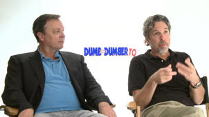 Dumb and Dumber To: Peter & Bobby Farrelly Exclusive Interview Part 1 of 3