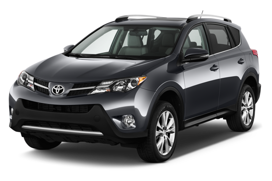Slide 1 of 14: 2014 Toyota RAV4