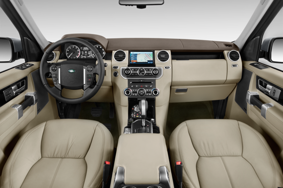 Slide 1 of 11: 2014 Land Rover LR4