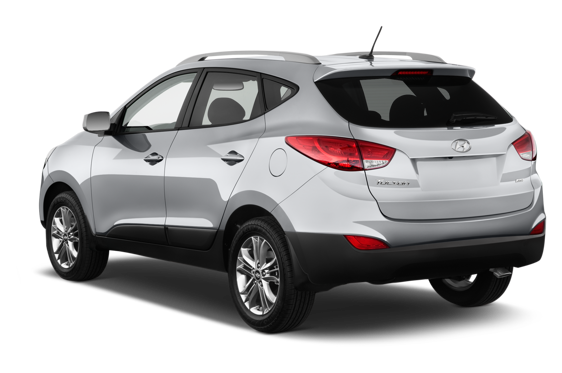 Slide 2 of 14: 2014 Hyundai Tucson