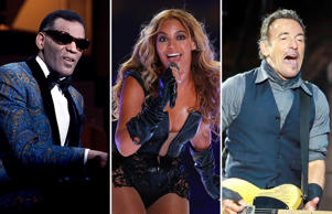 Artists with the most Grammys ever