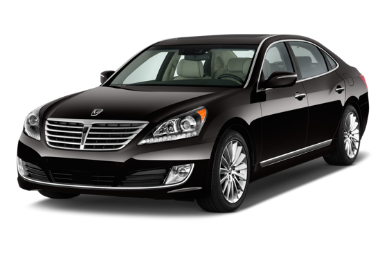 Slide 1 of 14: 2014 Hyundai Equus