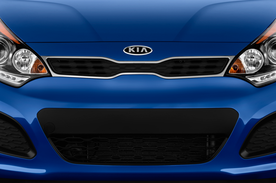 Slide 1 of 25: 2014 Kia Rio 5-Door