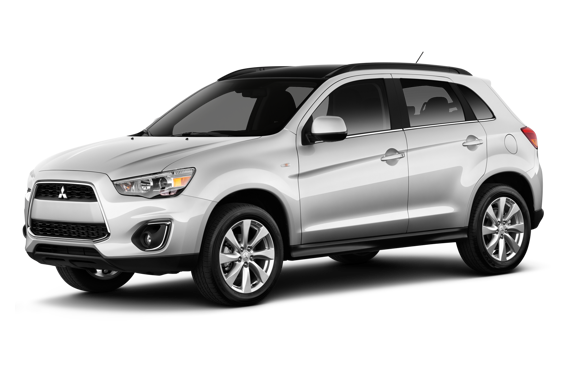 Slide 1 of 14: 2014 Mitsubishi Outlander Sport